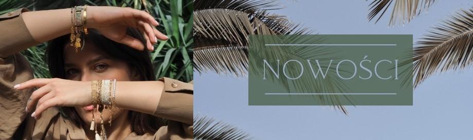 Nowości - modna biżuteria damska - Mokobelle